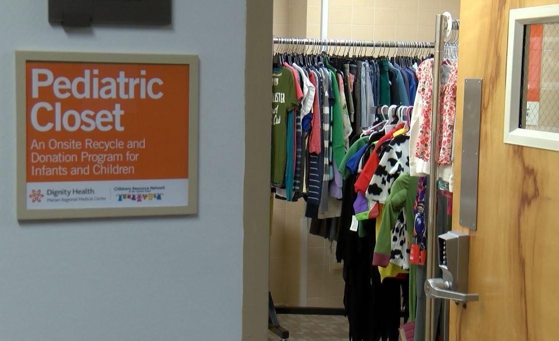 Pediatric Closet Opens In Santa Maria   KSBY.com | San Luis Obispo And Santa  Barbara Area News