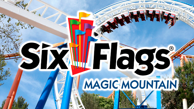 Image result for six flags magic mountain