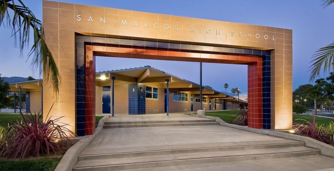 Sheriff: School shooting threat found at San Marcos High School ...