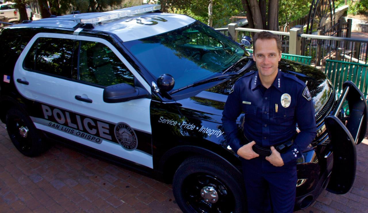 Update San Luis Obispo Police