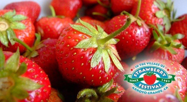 Image result for ARROYO GRANDE STRAWBERRY FESTIVAL