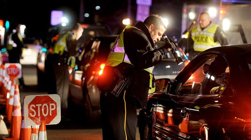 DUI, driver's license checkpoint happening in Santa Barbara