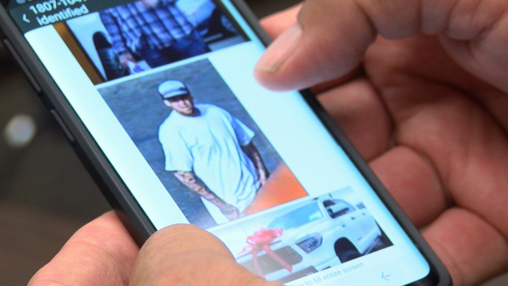 Lompoc police use the app to receive tips and disseminate information (KSBY)