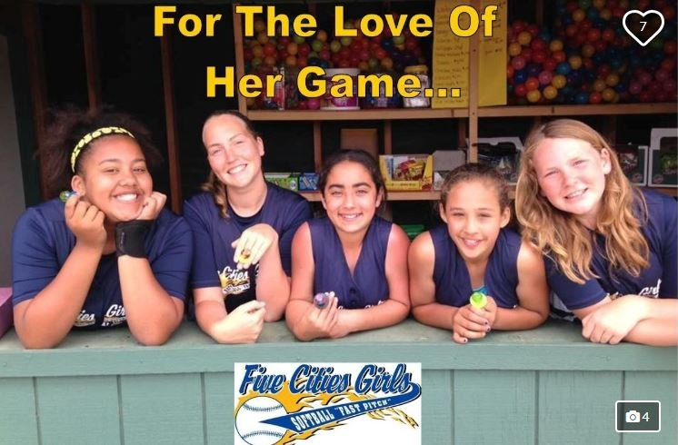 (Photo courtesy: GoFundMe/ For The Love of Her Game)