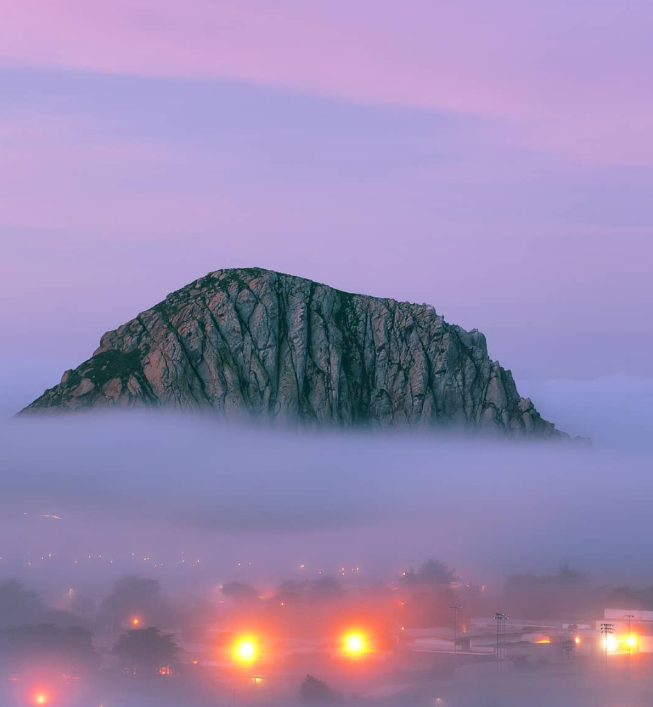 Photo of Morro Rock by Vice Glass