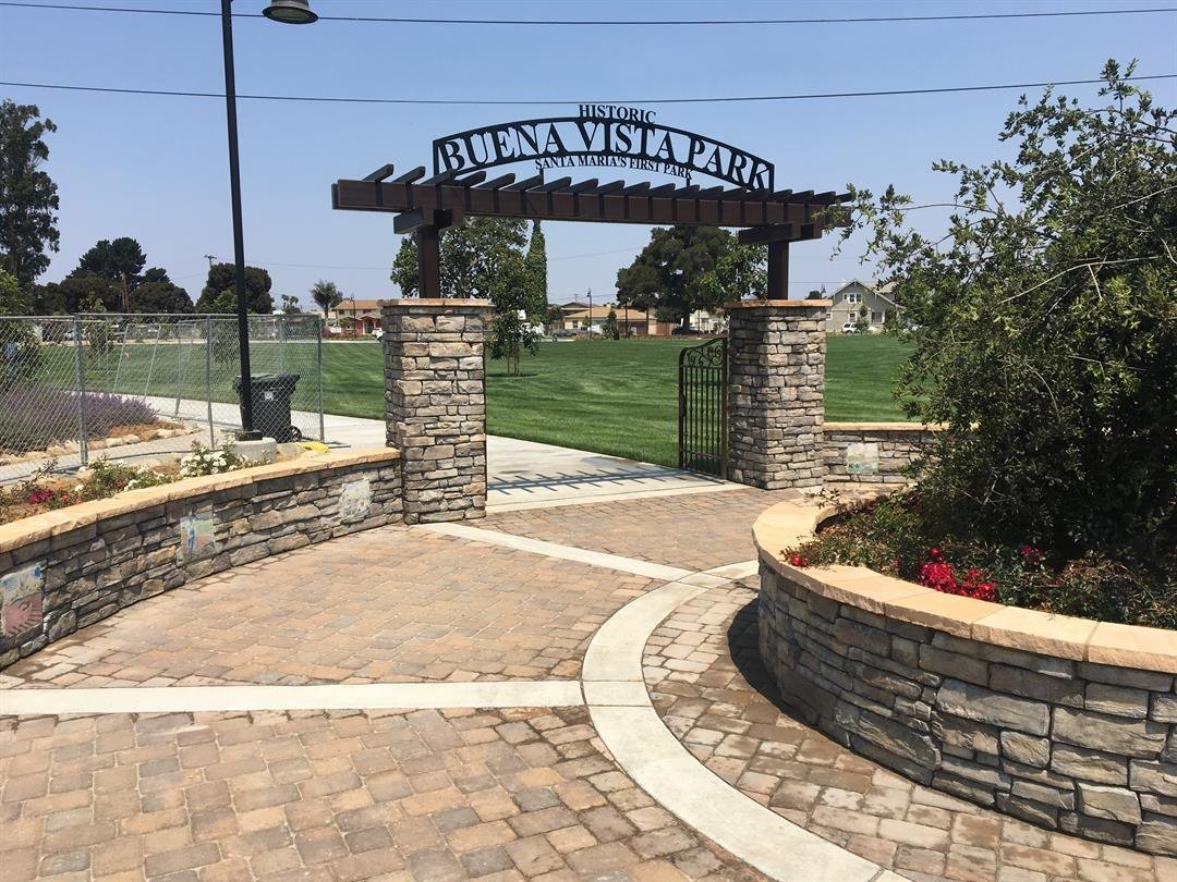 Image result for buena vista park santa maria
